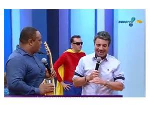 Joanilson Rodrigues com João Kleber